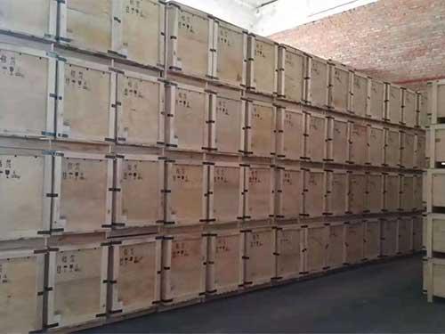 出口包装箱
